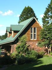 Bunya Mountains chalets