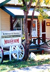 The Kilkivan Historical Society Museum