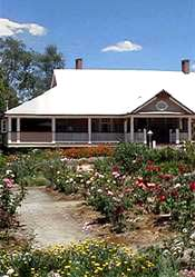 Historic Ringsfield House at Nanango